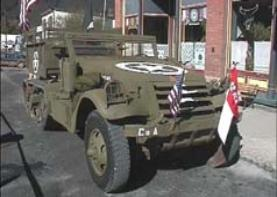 82nd Recon Scout Car
